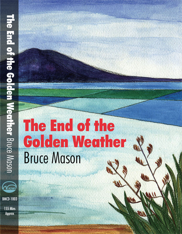 BRUCE MASON - The End Of The Golden Weather (Double CD set) BMCD