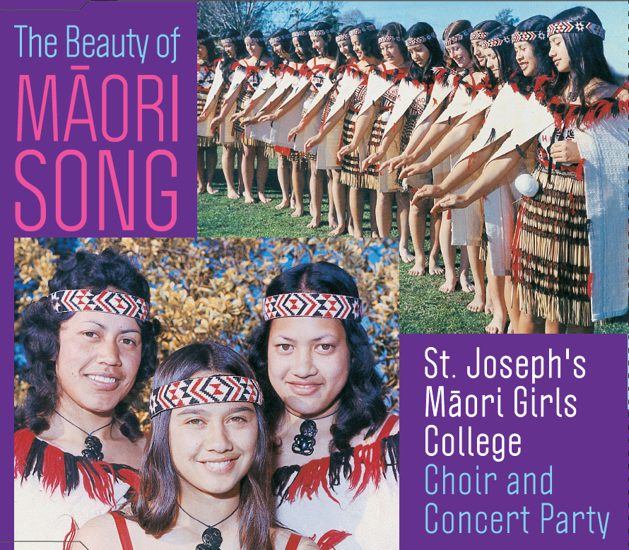 ST. JOSEPH'S MĀORI GIRLS COLLEGE - The Beauty of Māori
