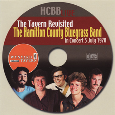 HAMILTON COUNTY BLUEGRASS BAND - The Tavern Revisited