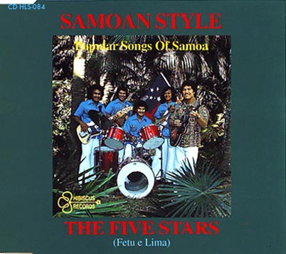 THE FIVE STARS - Samoa Style
