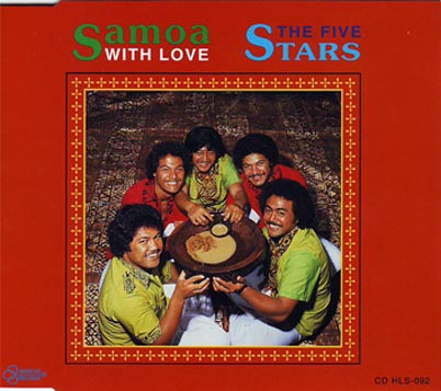 THE FIVE STARS - Samoa With Love