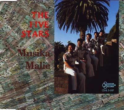 THE FIVE STARS - Musika Malie (Good Music)