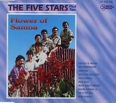 THE FIVE STARS - Flower Of Samoa