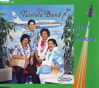 TUSITALA BAND - Flight To Paradise
