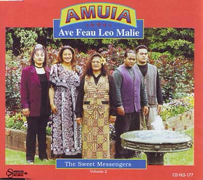 THE SWEET MESSENGERS - Amuia