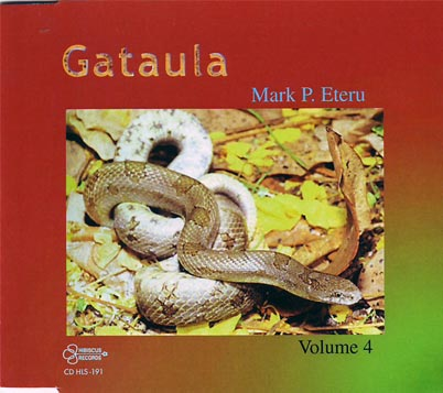 MARK P. ETERU - Gataula (Volume 4.)