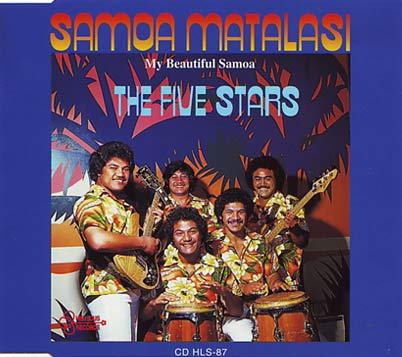 THE FIVE STARS - Samoa Matalasi