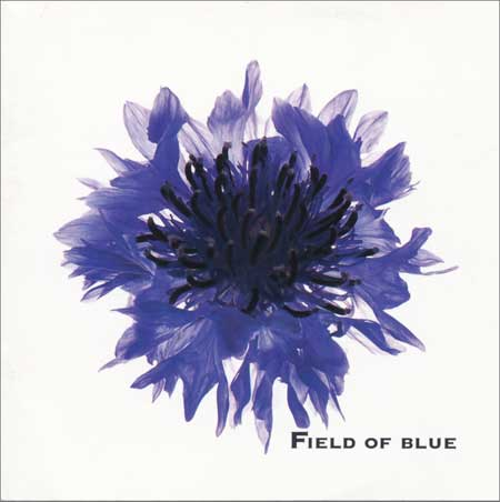 JACQUELINE DANKWORTH - Field of Blue
