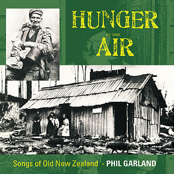 PHIL GARLAND - Hunger In The Air