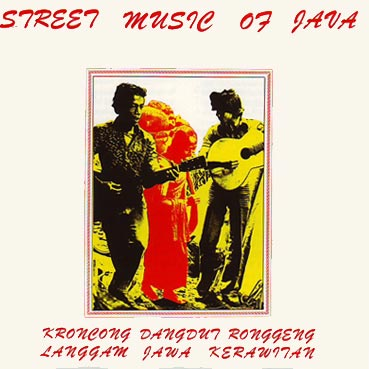JACK BODY - STREET MUSIC OF JAVA