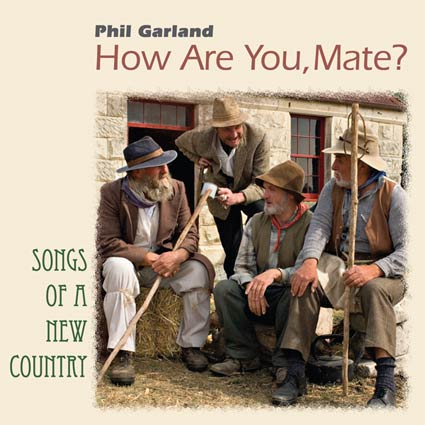 PHIL GARLAND - How Are You, Mate?