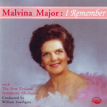 MALVINA MAJOR - I Remember