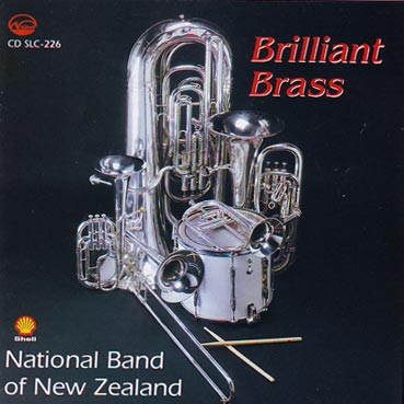 NATIONAL BAND OF NEW ZEALAND - Brilliant Brass