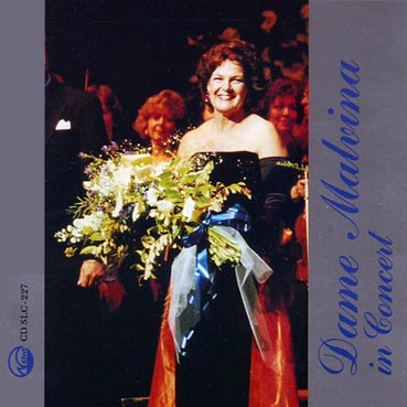 MALVINA MAJOR - Dame Malvina in Concert