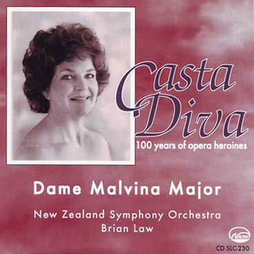 MALVINA MAJOR - Casta Diva