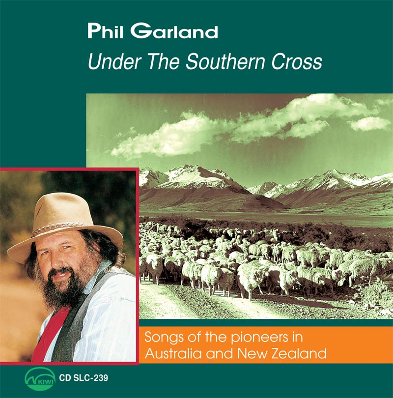 PHIL GARLAND - Under The Southern Cross