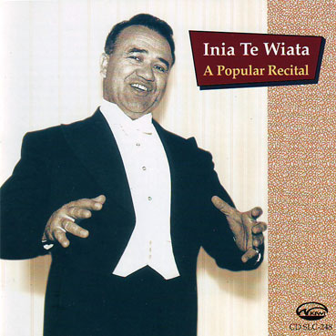 INIA TE WIATA - A Popular Recital