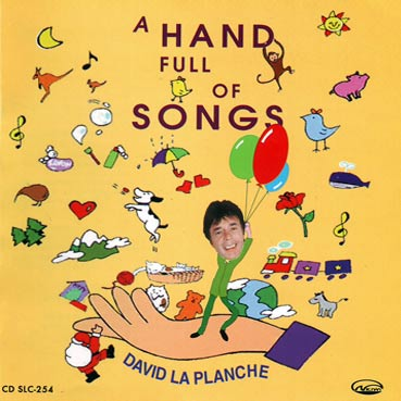 DAVID LaPLANCHE - A Handful of Songs