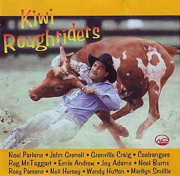 KIWI ROUGHRIDERS - Various top NZ Country Singers