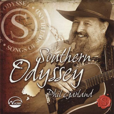 PHIL GARLAND - Southern Odyssey