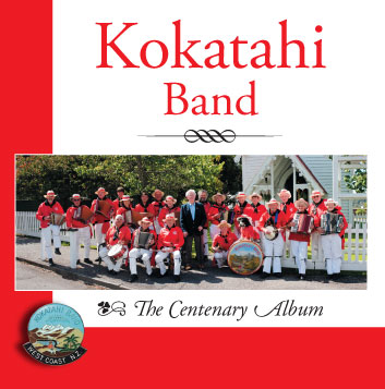 KOKATAHI BAND - The Centenary Album