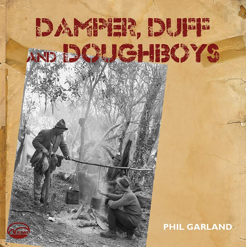 PHIL GARLAND - Damper, Duff & Doughboys