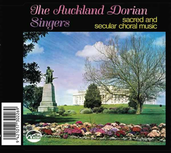 AUCKLAND DORIAN CHOIR - Sacred and Secular