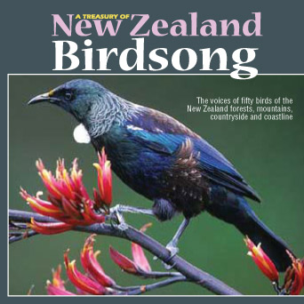 A TREASURY OF NEW ZEALAND BIRDSONG