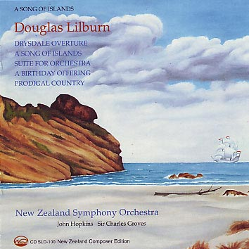 DOUGLAS LILBURN - A Song of Islands