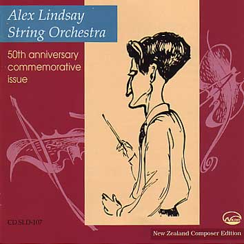 ALEX LINDSAY - 50th Anniversary issue
