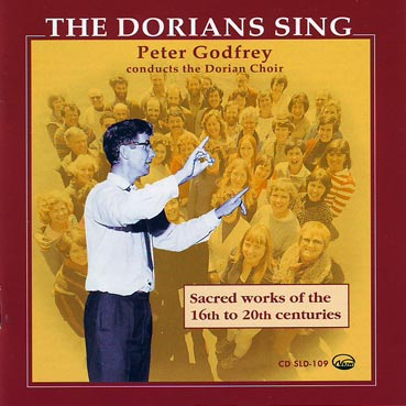 DORIAN CHOIR - The Dorians Sing