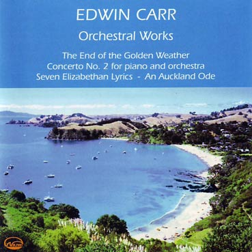 ORCHESTRAL MUSIC BY EDWIN CARR