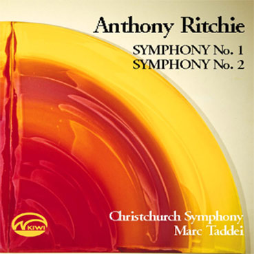 ANTHONY RITCHIE - Symphonies