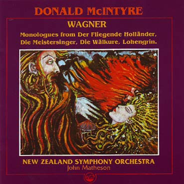 DONALD McINTYRE - Wagner Monologues