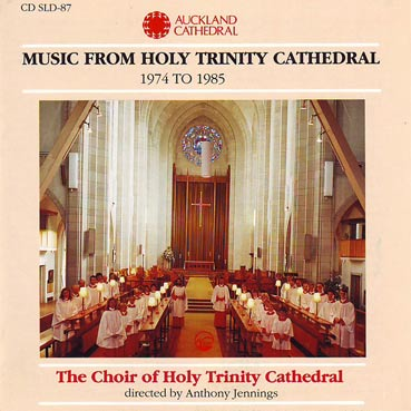 MUSIC FROM HOLY TRINITY CATHEDRAL - AUCKLAND
