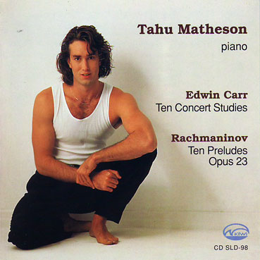 TAHU MATHESON - (piano)