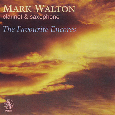 MARK WALTON - The Favourite Encores