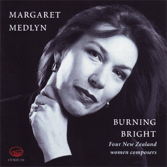 MARGARET MEDLYN - Burning Bright